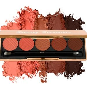 🆕 Doss of Colors Sassy Siennas eyeshadow palette